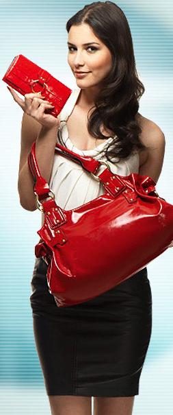 ...шаг 1 Стартовой программы и получи в подарок стильный красный кошелек!